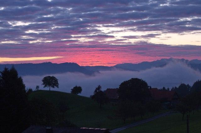 Sunrise CH